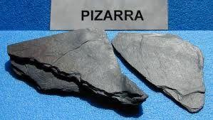 Pizarra.roca metamórfica (metamorfismo general o regional ...