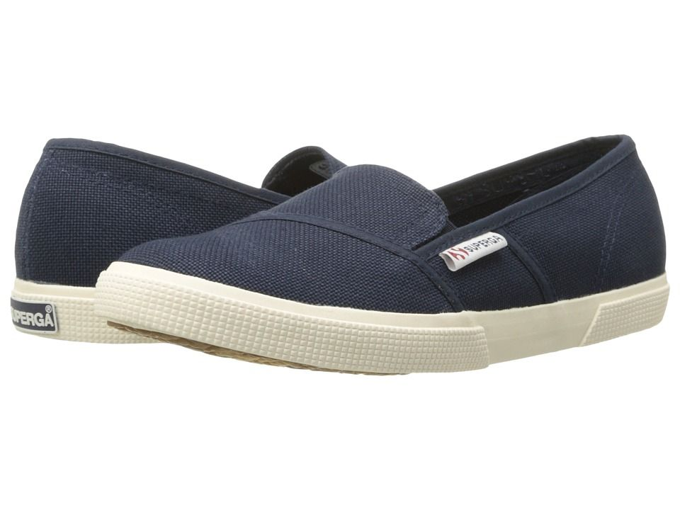 Superga Womens 2210 COTW Fashion Sneaker