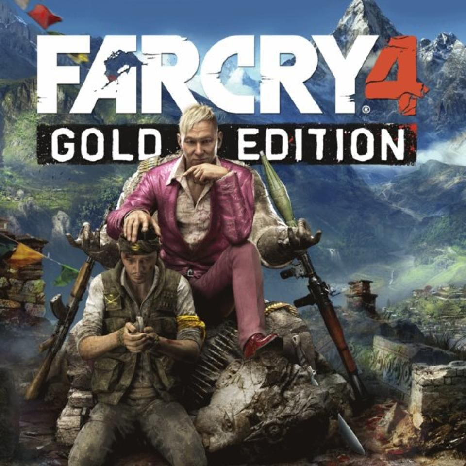 Far Cry 4 - Gold Edition | PS4 Games I own  | Far cry 4
