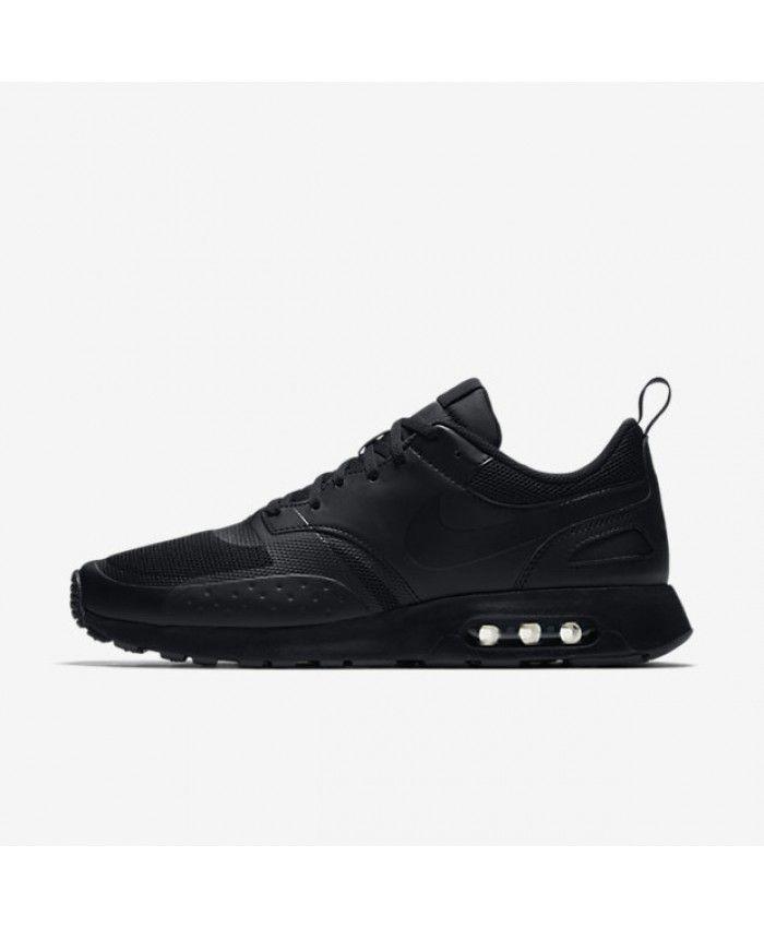 best service 79dbe aa1c2 Nike Air Max Vision Black Black 918230-001