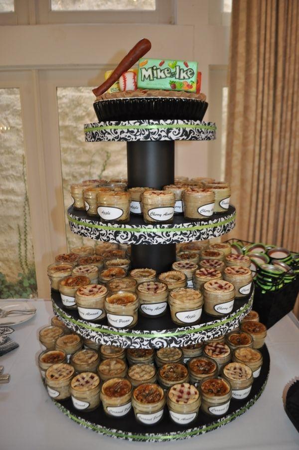 """Sean's Grooms """"Cake"""" -healthy idea"""