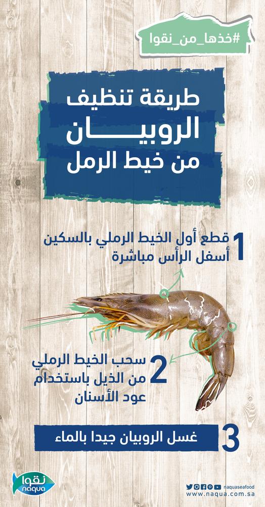 تنظيف الروبيان من خيط الرمل خذها من نقوا Shrimp Farming Aquaculture Fish Farming
