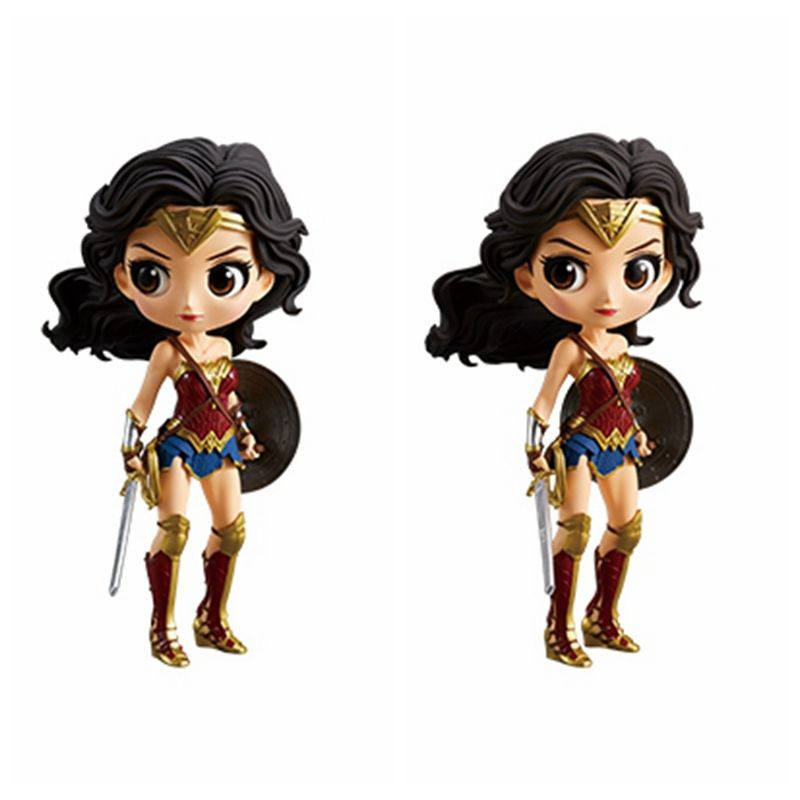 "Qposket Wonder Woman  DC Comic Series Action Figure 5.5/"" Toy New"