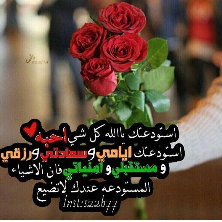 Desertrose استودعك الله الذي لاتضيع ودائعه Islamic Prayer Holy Quran Arabic Love Quotes