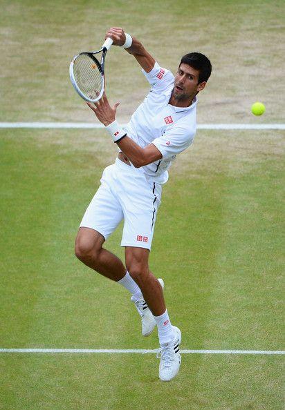 Novak Djokovic Photos Photos Wimbledon Tennis Championships Day 9 Wimbledon Tennis Tennis Championships Tennis