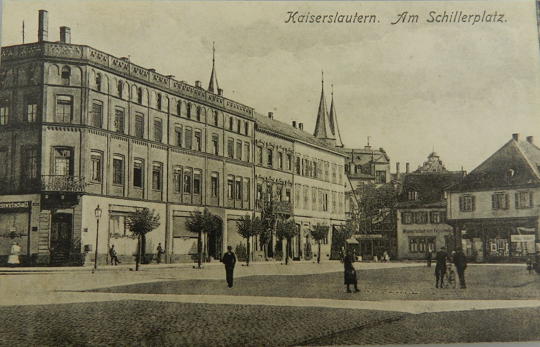 Lautern Frueher De Lautern Kaiserslautern Gestern Und Heute
