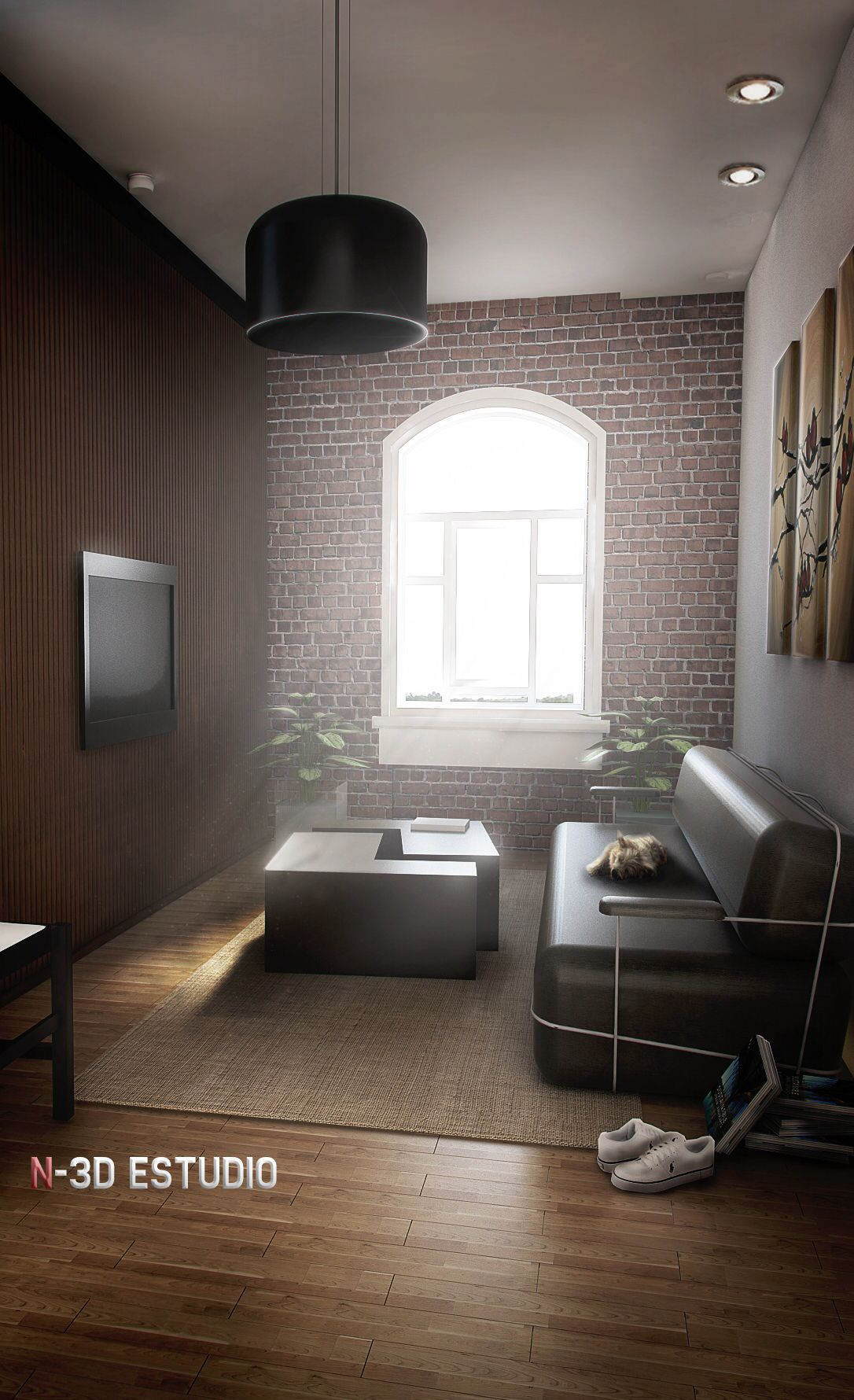 Vray for Sketchup interior | sketchup inspirations | Interior