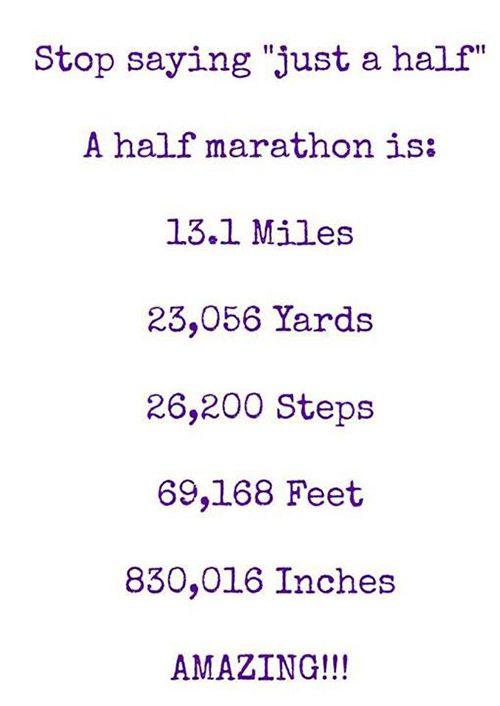 Running Matters #31 | Half marathon motivation, Half ...