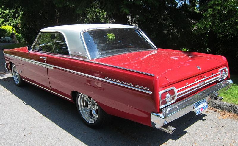 Ford Fairlane 500   by D70