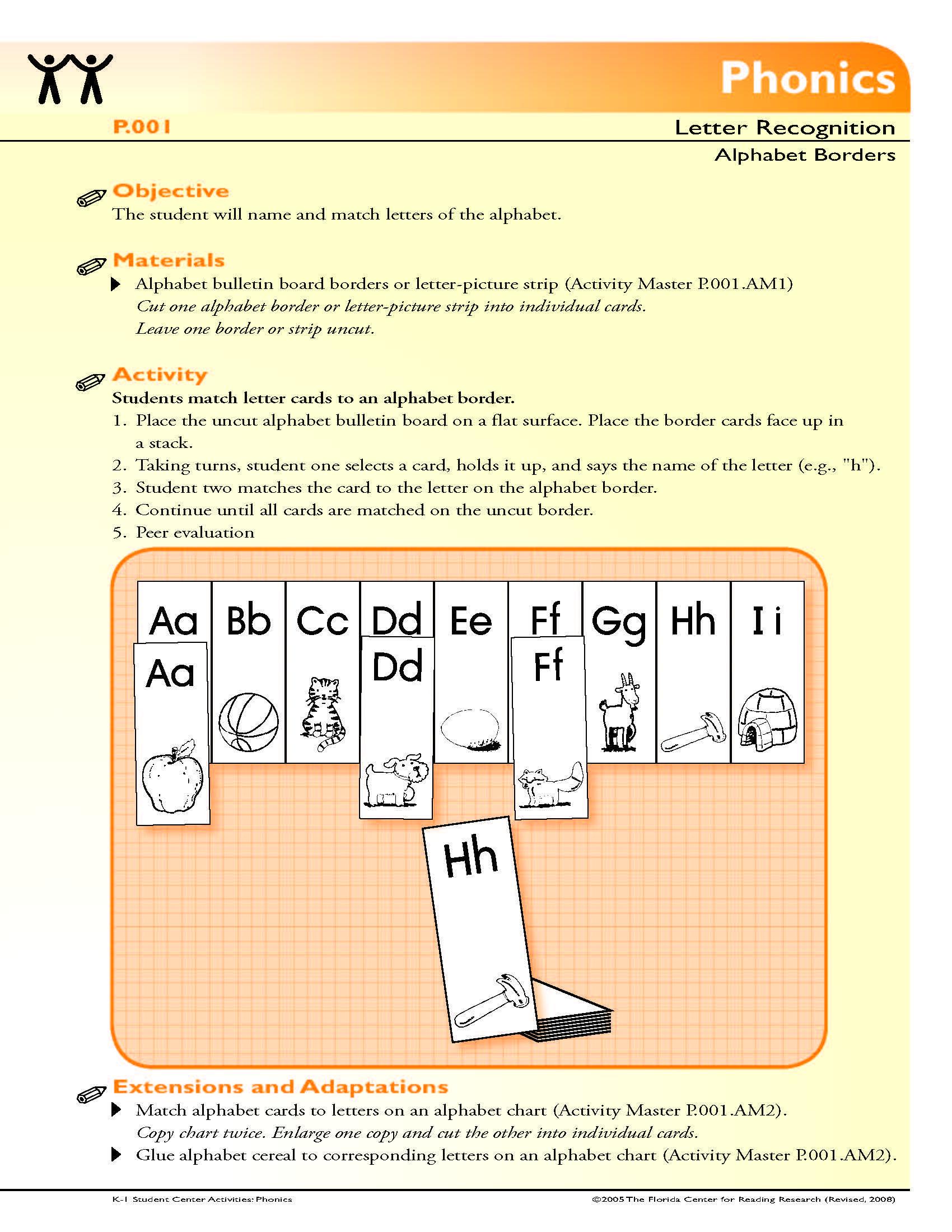 Common Core Standard 2nd Grade Phonic Awearess