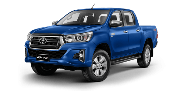 Toyota Hilux Revo Double Cab Pickups 4wd At Car Junction Company