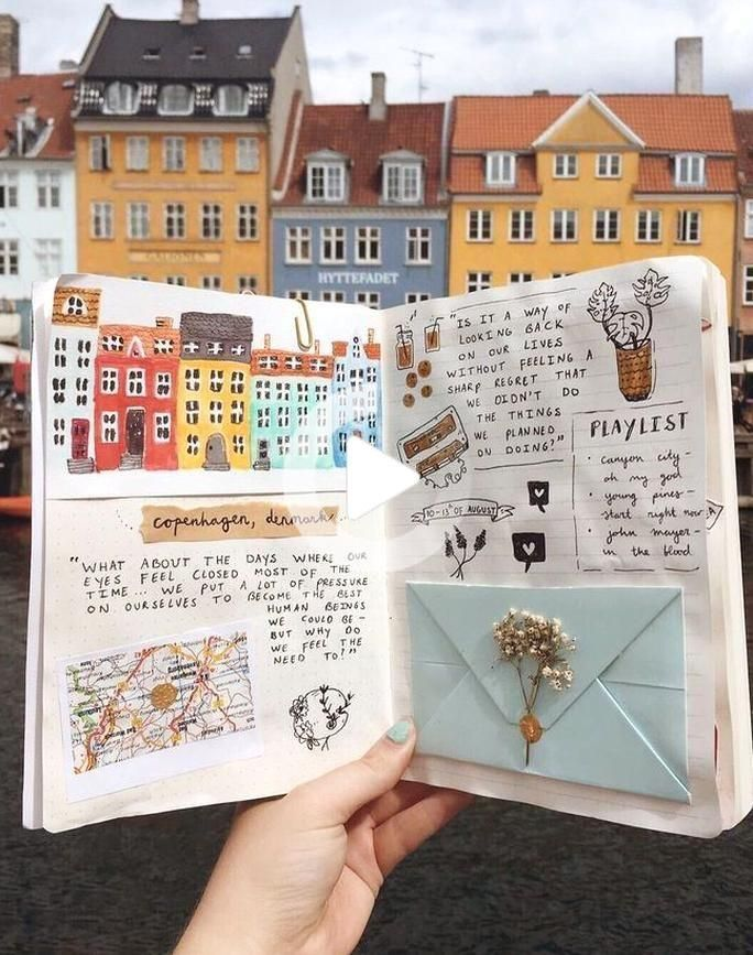 Bullet Journal Inspo Daily on Instagram Do you keep memories in your B