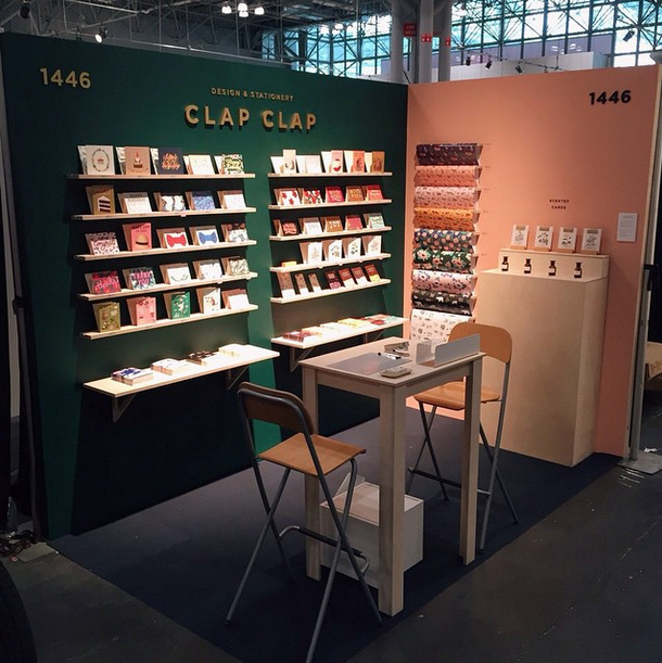 Exhibition Booth London : National stationery show round up part i pinterest