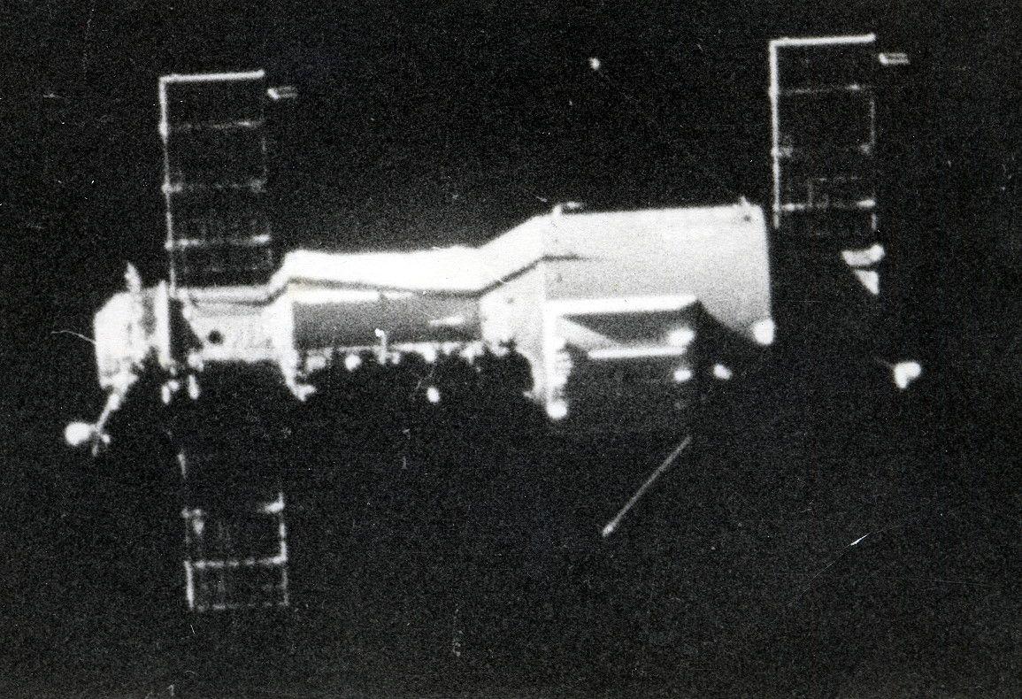 Image result for salyut 1