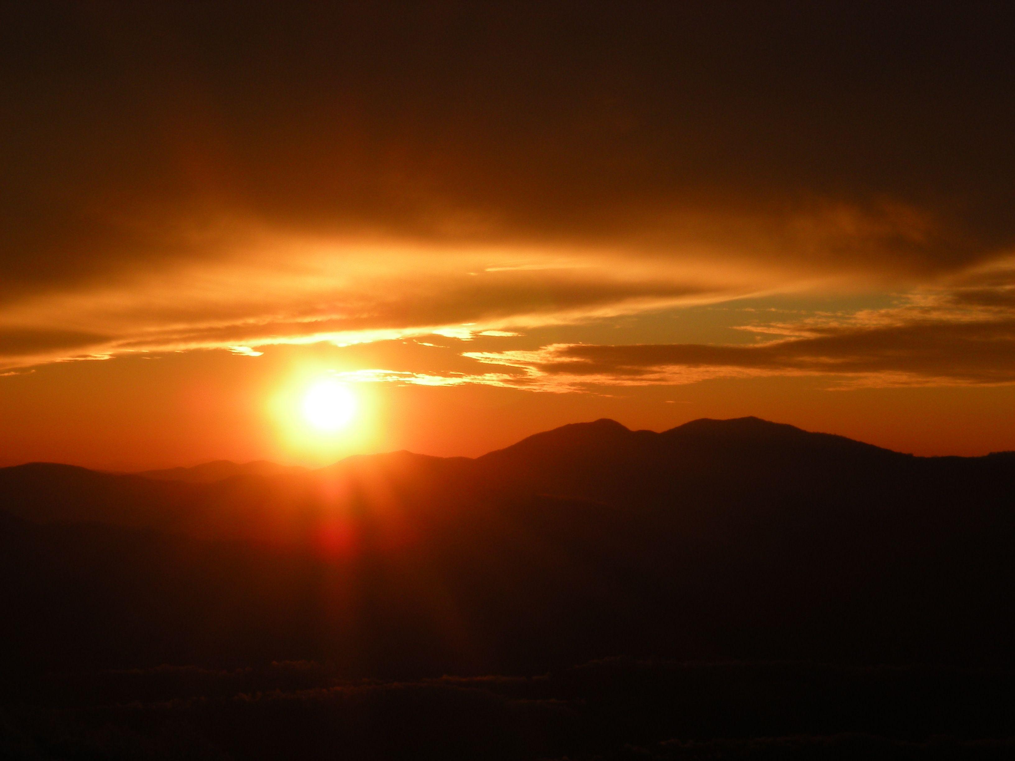 Blue Ridge Sunset236 by cheryl astern