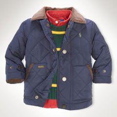 New Hagan Jacket - Baby Boy Outerwear & Jackets - RalphLauren.com