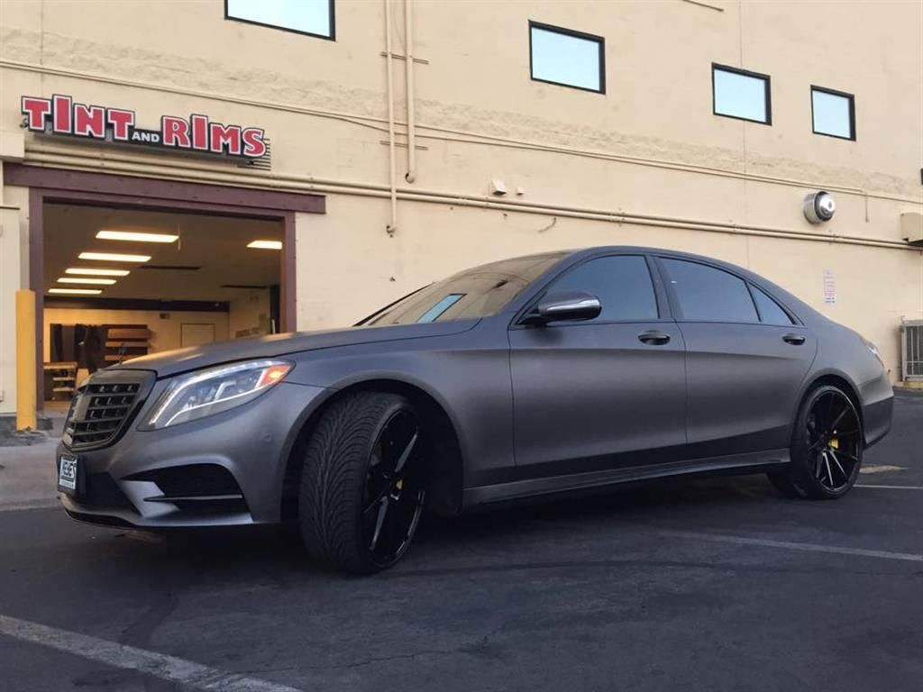 2015 Mercedes S550 by RBO Motorsports in Las Vegas NV