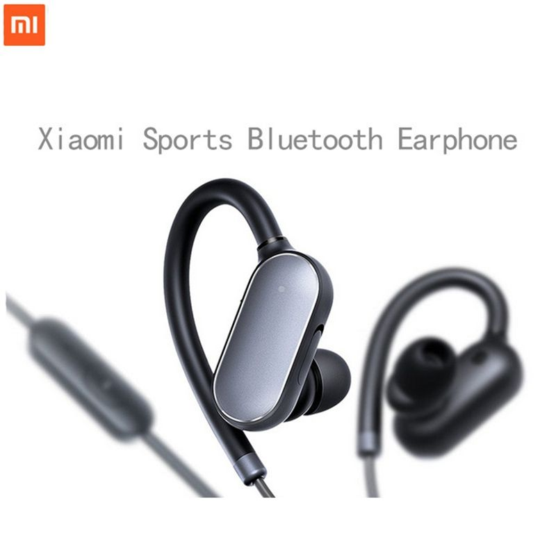 2add756a317 Xiaomi Sports Bluetooth Earphone Newest Bluetooth 4.1 Mini Wireless Earphone  with Microphone Sport Headset Earbuds Earplug 2017