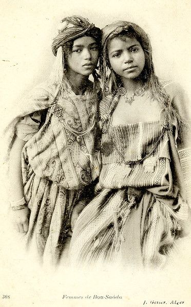 Algerian Girls (c.1906)