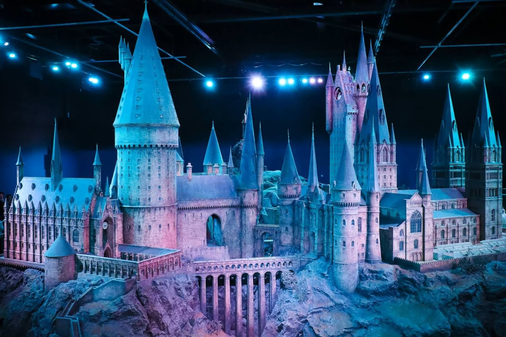 The making of Harry Potter: Warner Bros Studio Tour London full tour | Inside the Magic
