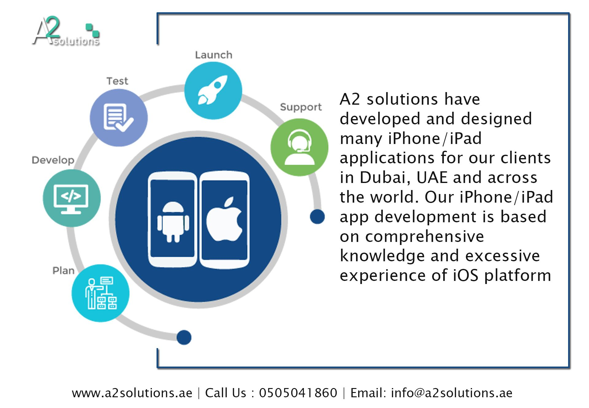 We are one of the leading Mobile application development