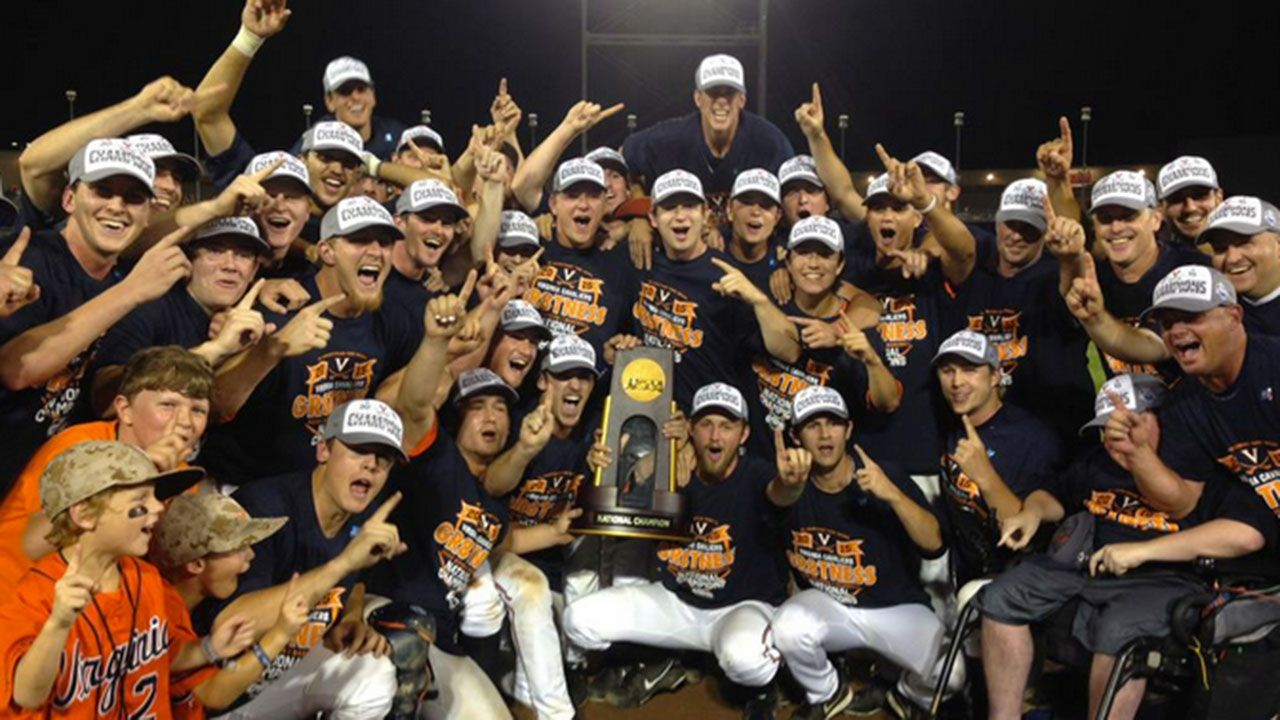 uva baseball 2015 champs Google Search Uva sports