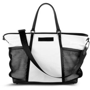 Nylon sport tote bag blackwhite pinterest tote bag bag and nylon sport tote bag publicscrutiny Choice Image