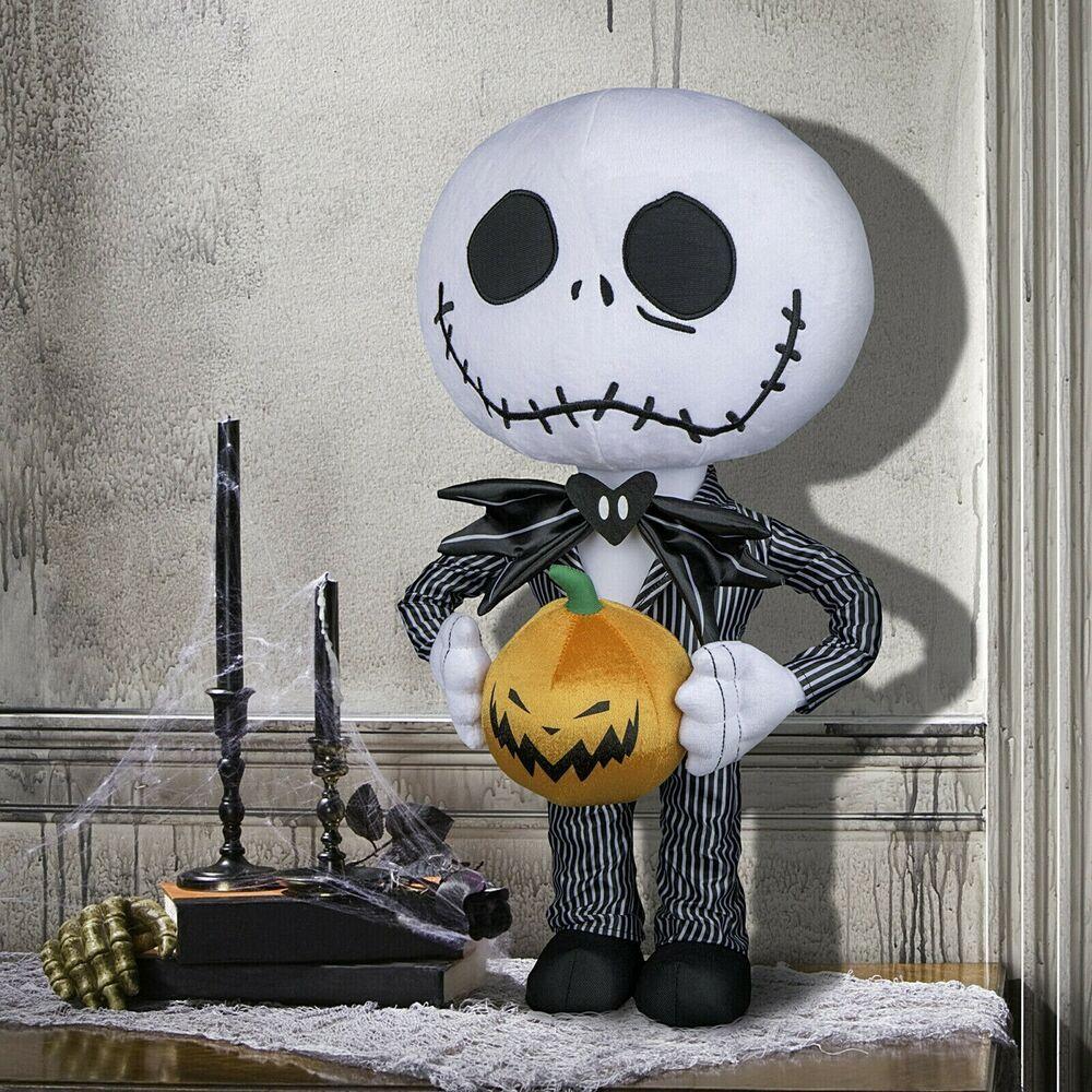 Big Head Jack Skellington Decoration 21'' Halloween Home