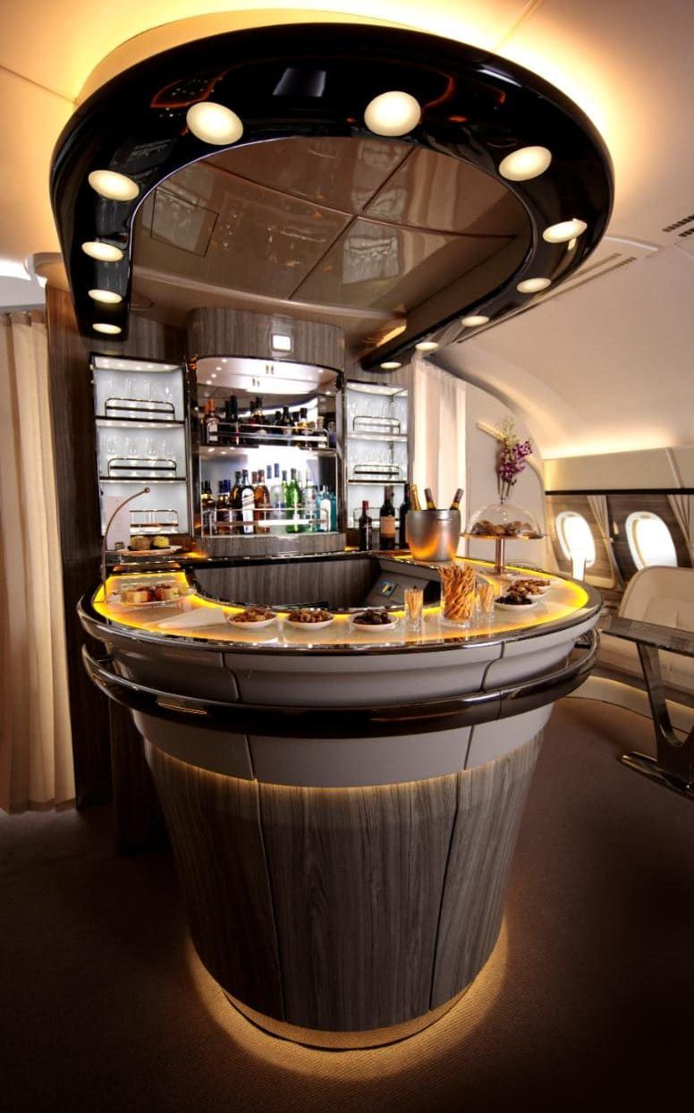 Emirates A380 business class review (With images