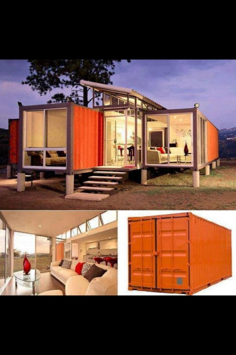 40 best magnificent shipping container homes design ideas home rh pinterest com Creative Shipping Container Ideas Modern Shipping Container Homes