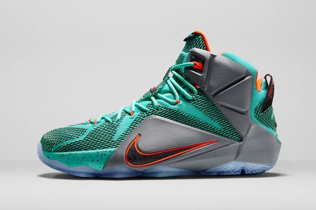 best cheap 52e98 4ffd4  Nike LeBron 12 NSRL  sneakers
