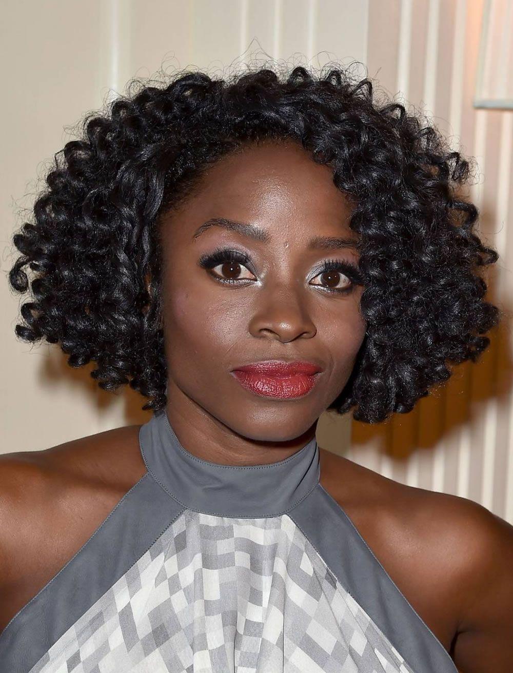Short Hairstyles Black Women Bob, 2018 Short Bob ...