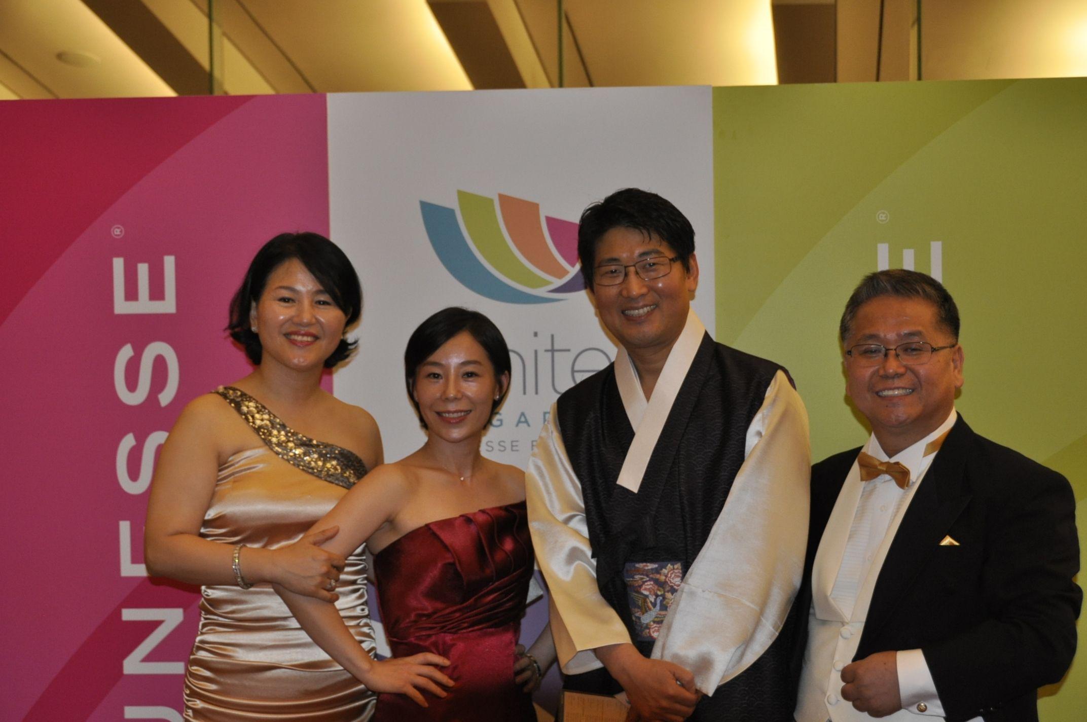 싱가폴엑스포2015 마리나배이샌즈호텔에서 주네스코리아GM 켈시 권과.. www.system114.net