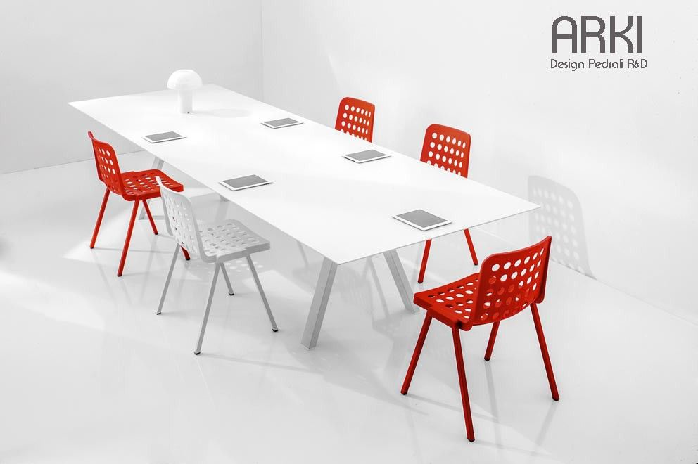 Pedrali Mobili ~ Table arki table 360 x 120 cm design by pedrali r&d office
