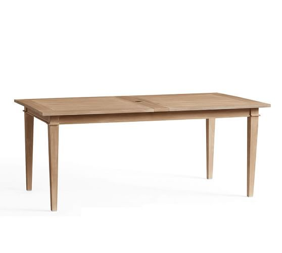 1125 Belmont Butterfly Dining Table