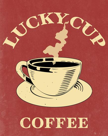 кофе слоган картинки получает инвазию