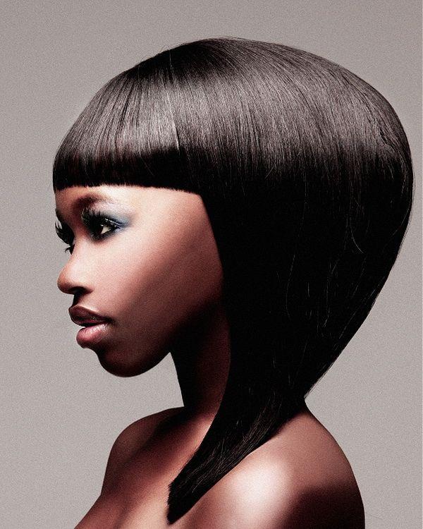 Medium Hairstyles for Black Women   Medium hair styles ...