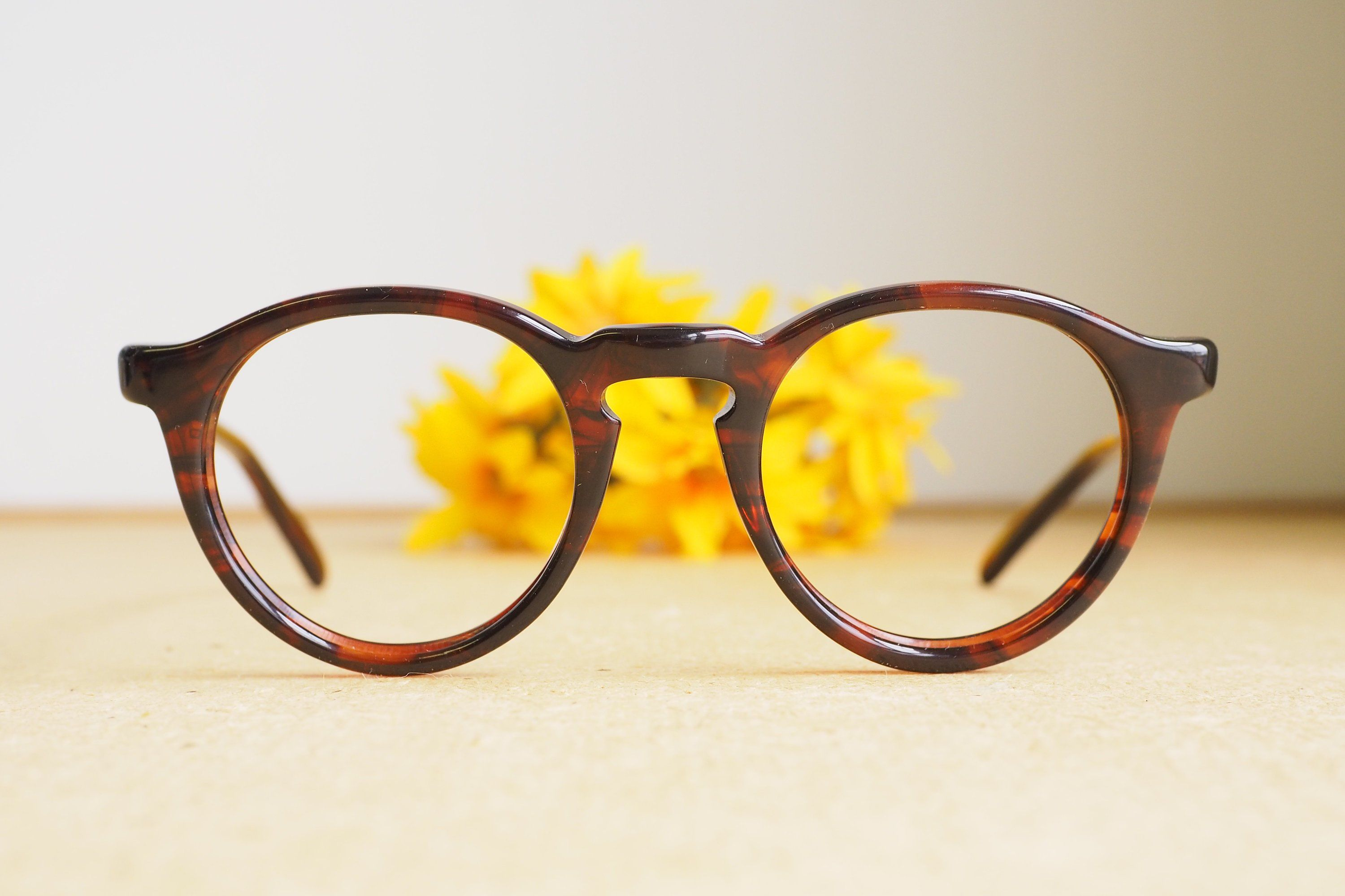 Vintage May Optical Eyeglasses 1970s/Glasses/Safety Etsy