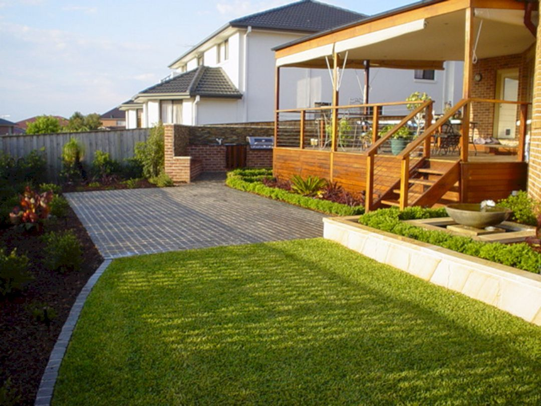 40 Incredible Landscape Design Ideas For You Front Yard