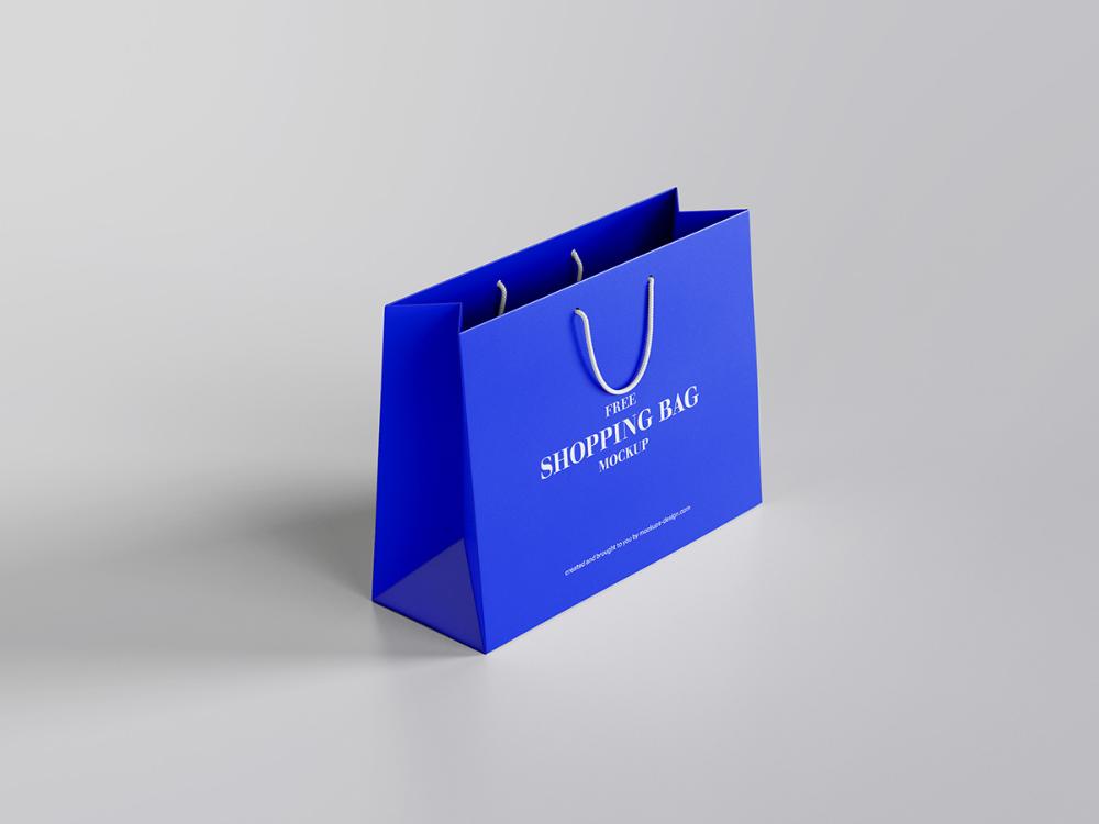 Download Free Shopping Bag Mockup Mockups Design Free Premium Mockups Bag Mockup Mockup Design Mockup Free Psd