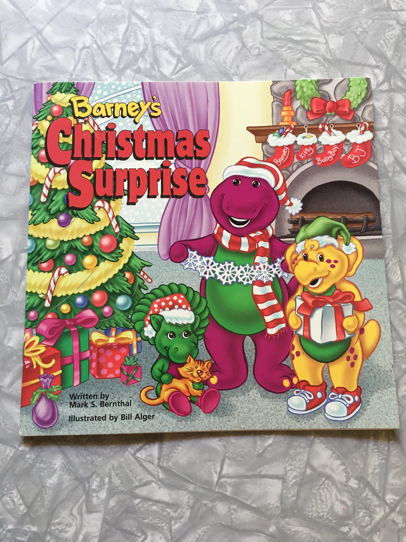 1996 Barney The Purple Dinosaur \