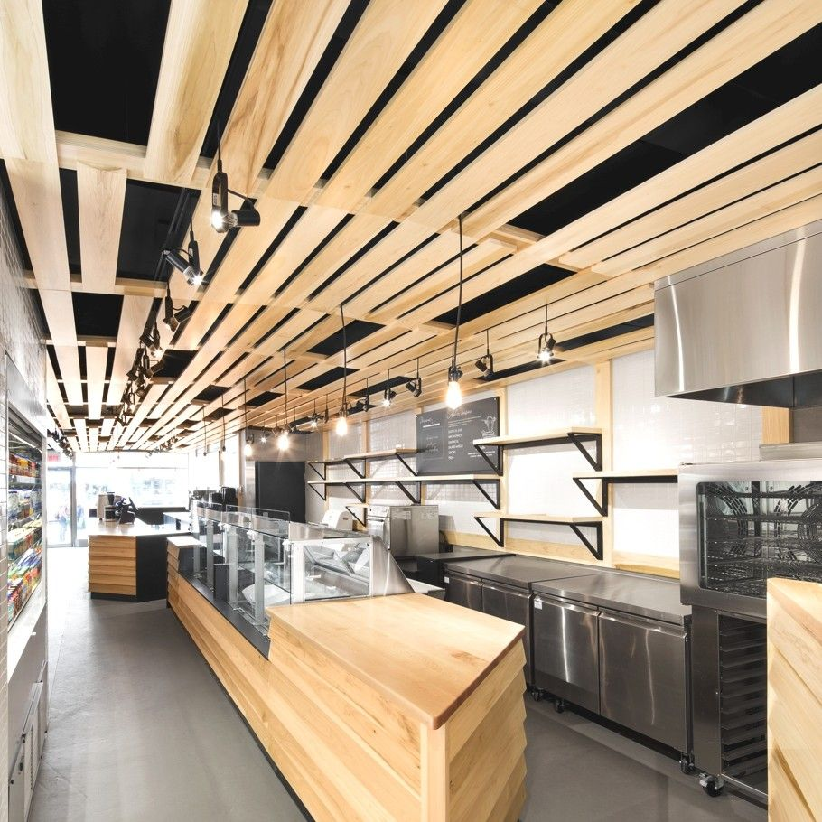 Interior Design Montreal Ca: [07/10] STRIKING BAKERY DESIGN IN MONTREAL, CANADA
