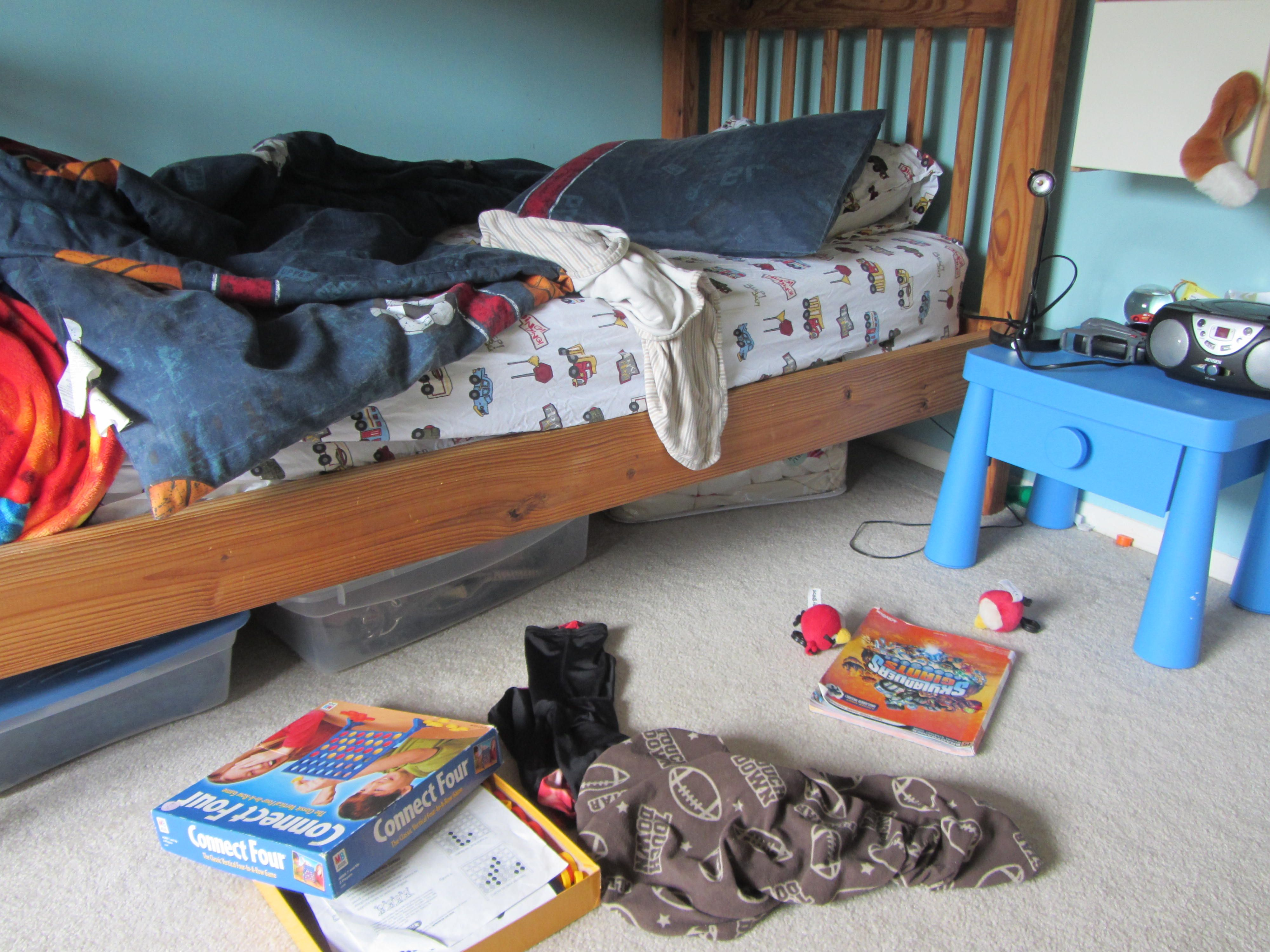 7 Must-Read Books for Kids With Messy Rooms - via Scholastic ...