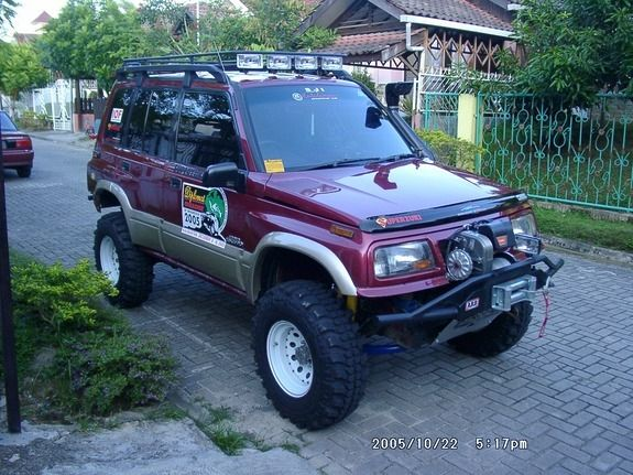 Off Road 4x4 Tracker 1996 Geo Tracker X32 Sold Owned By Generix Page 8 At Cardomain Suzuki Vitara 4x4 Suzuki Jimny Geo