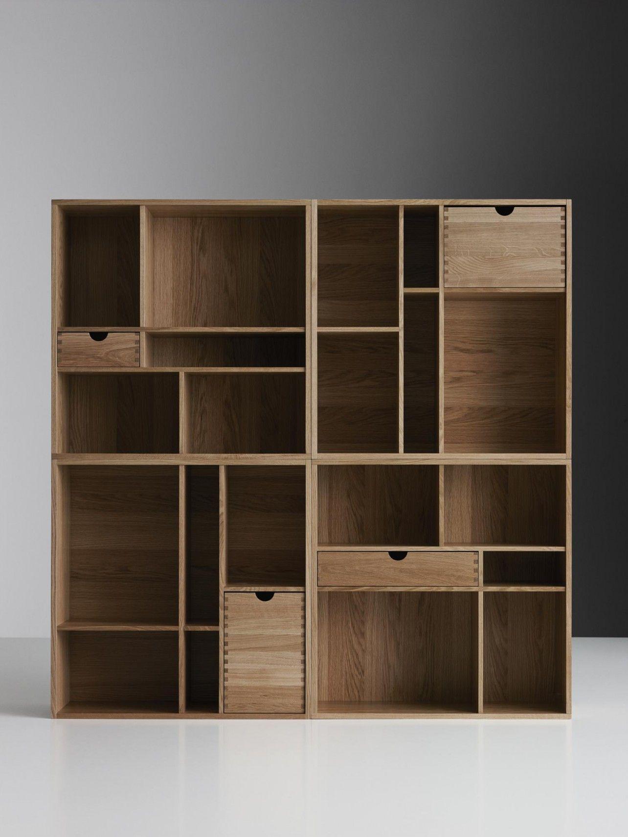 Fakta Swedese Scandinaviandesign Com Scandinavian Bookshelves Shelving Bookshelf Design