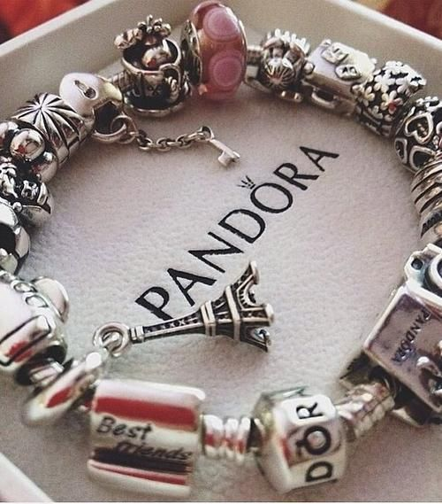 00cb5b4bdd5 Pulseira Pandora - Significado