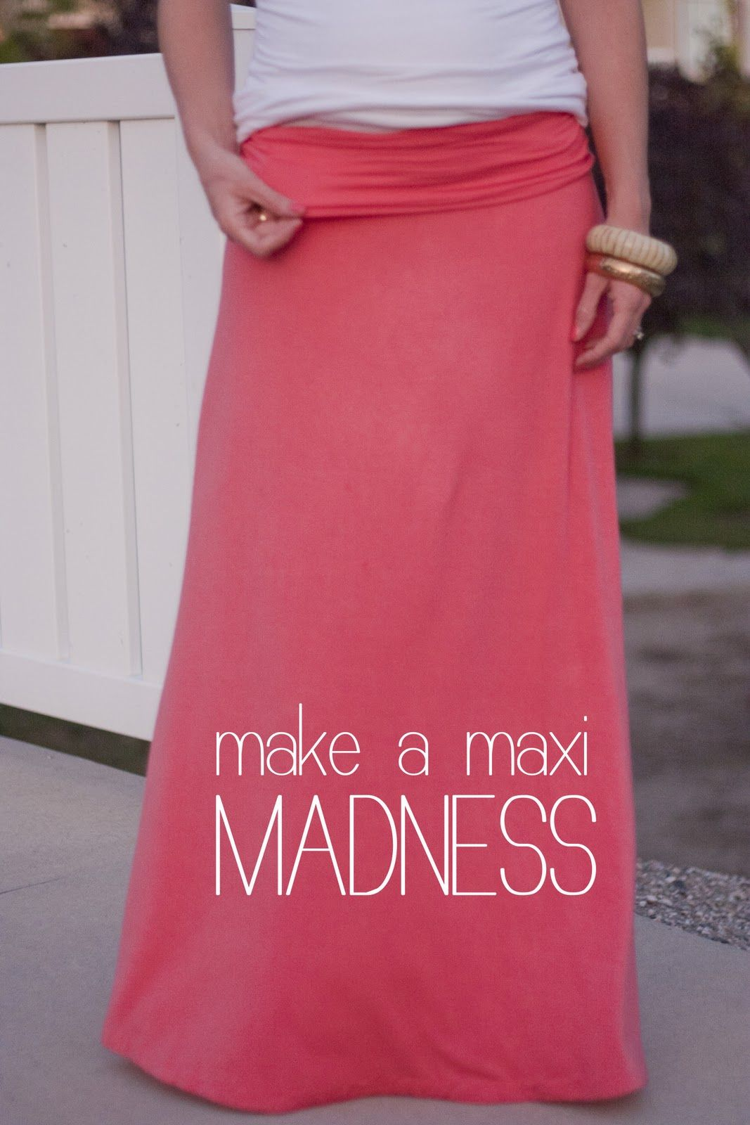 Elle Apparel: Make a Maxi Madness
