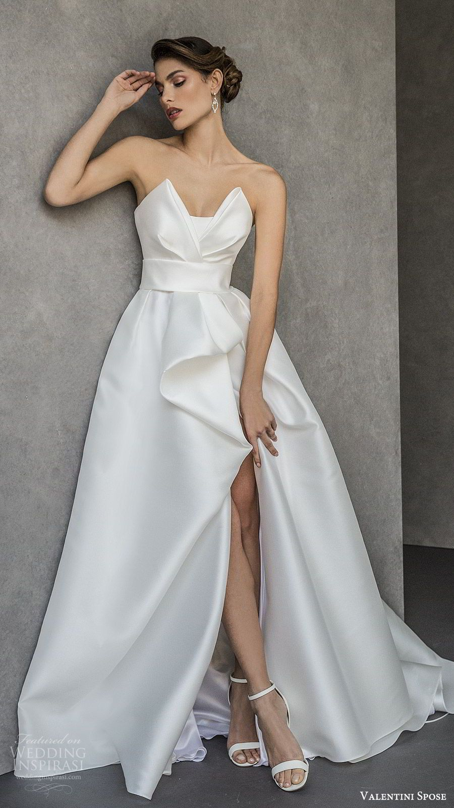 Valentini Spose Spring 2020 Wedding Dresses (With images