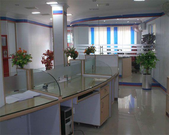 UBI Pothoncode Proposed Interior For Bank By Mathewandsaira Architects Cochin