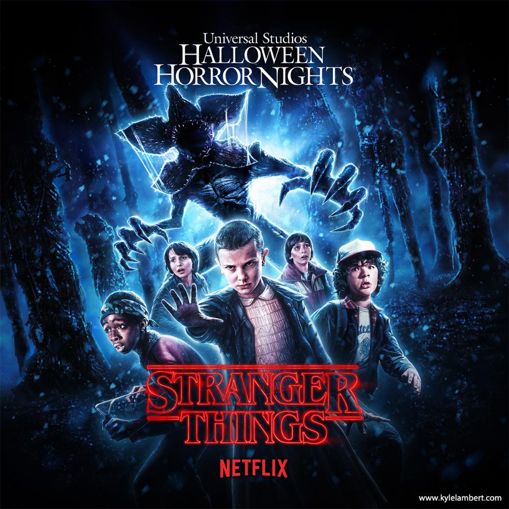 Stranger Things Universal Studios Hhn Stranger Things Stranger Stranger Things Mike